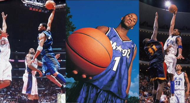 Orlando Magic will honor Tracy McGrady on Opening Night