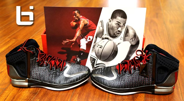 Adidas D-Rose 4's Are Out Now. Photos Inside