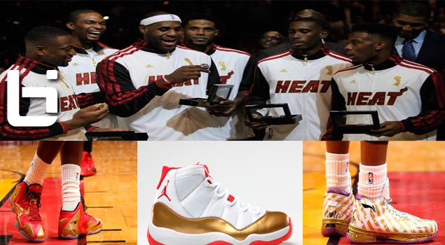 Lebron James,Ray Allen, DWade, Bring Out The Heat