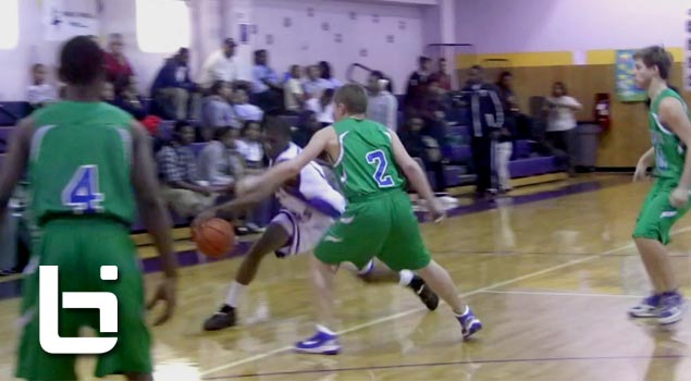 Josh Newkirk has a KILLER Crossover: Ultimate High School Mixtape