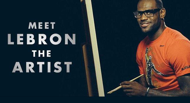 LeBron wants you to design his next Nike T-Shirt | Best & Worst LeBron shirts