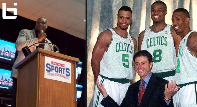 Antoine Walker inducted into the Chicagoland Sports Hall of Fame | Posts Depressing Tweets
