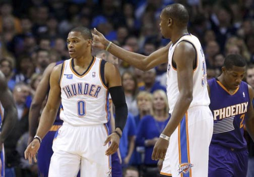 Thunder Look to Survive November