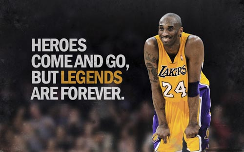 Ballislife | Kobe Bryant-Legends are Forever