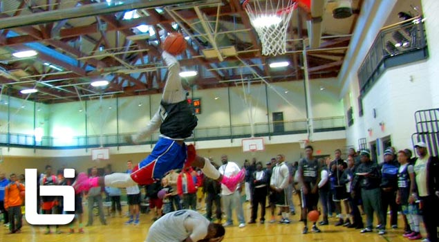 Top HS Freshman & Sophomores Battle in New Jersey at Pangos Camp!