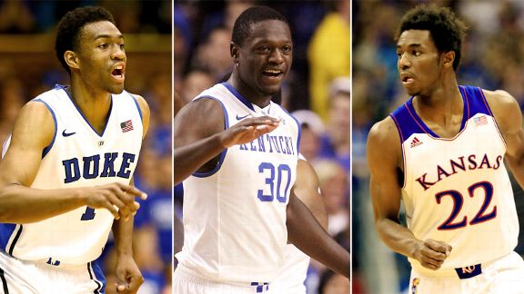 2014 NBA Mock Draft (Who is tanking and why)