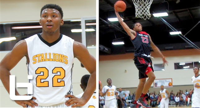 Prime Prep (Emmanuel Mudiay) Vs Triple A (King McClure) – Battle of Dallas!