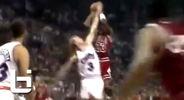 Rare Unseen Footage of Michael Jordan's Game Winner vs Cavz