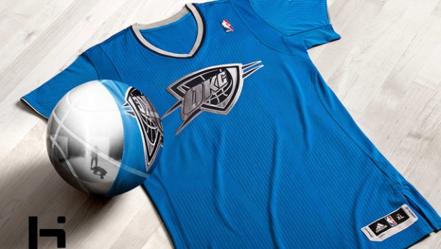 Adidas And Nba Today Unveil The Big Logo Sleeved