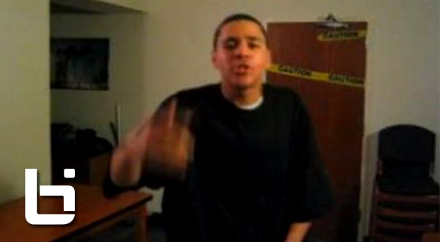 Flash Back Friday :Young J-Cole Spitting BARS!