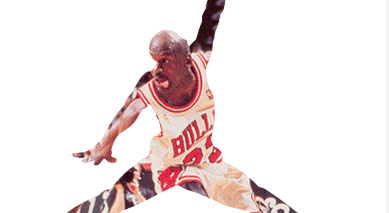 MJ of the Day: Animated Logo