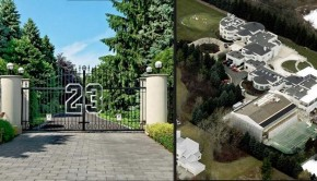 Ballislife | Michael Jordan's Mansion