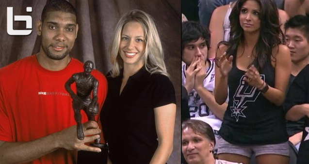 Tim Duncan's new girlfriend!?