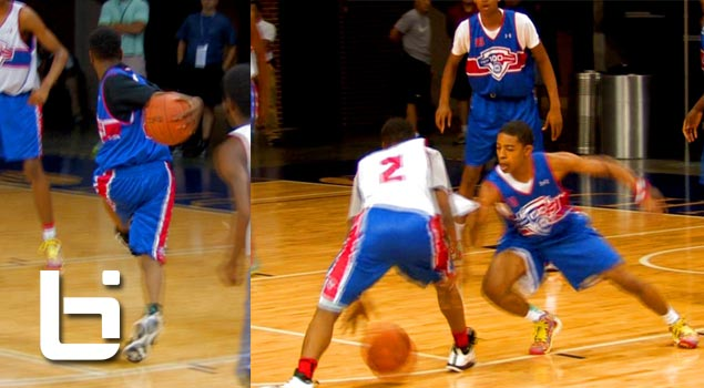 5'7 Trae Jefferson Has Handles & Bounce! Exciting Point Guard OFFICIAL Mixtape!