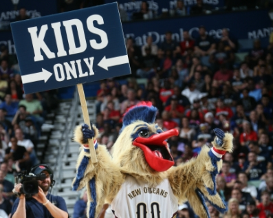 Pierre the Pelican just keeps getting creepier