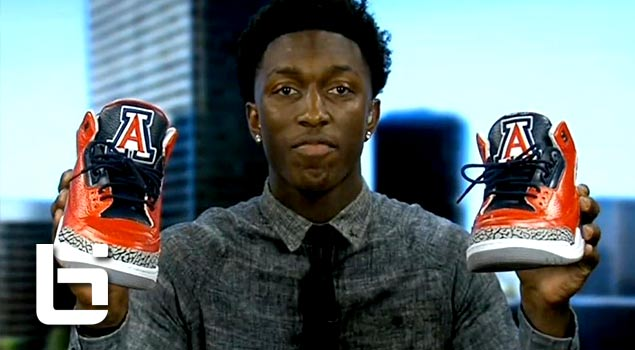 Stanley Johnson Committs to The University Of Arizona