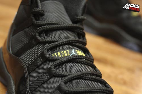 Ballislife | Gamma Blue XI Laces and Tongue