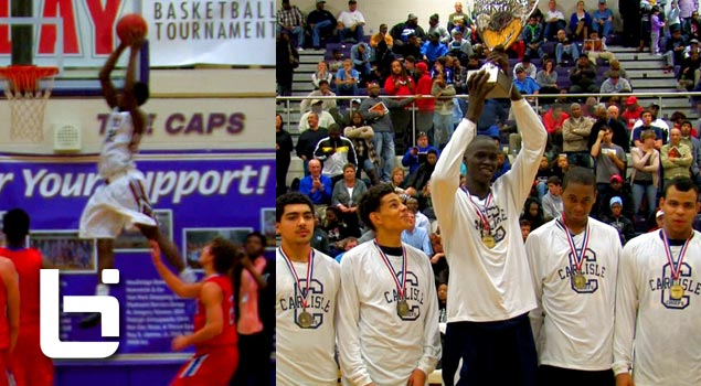 Seventh Woods, Thon Maker, Dennis Smith & More Show OUT at 2013 HSOT Holiday Invitational!