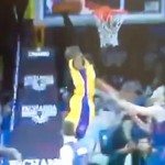 Ballislife | Kobe Bryant First Dunk