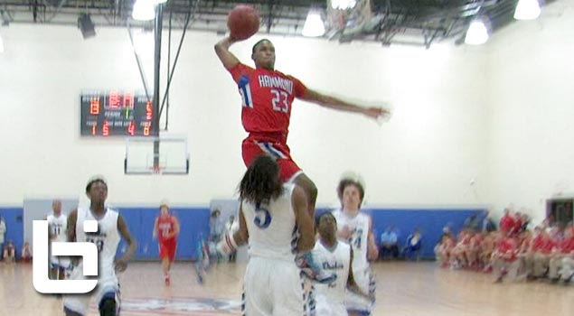 Seventh Woods DESTROYS Defender at Chick-Fil-A Classic: DUNK OF THE YEAR!