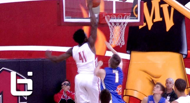 Stanley Johnson Absolutely DOMINATES Mission Viejo Tournament In Style!
