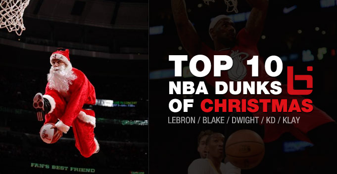 56479c5eb02f Top 10 Dunks of Christmas (KD