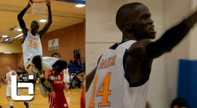 7'1 10th Grader Thon Maker is BIL East Coast Player of the Month