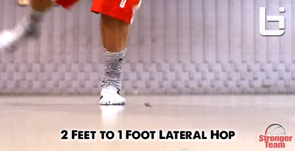 Stronger Team: How to Strengthen Your Ankles for Basketball