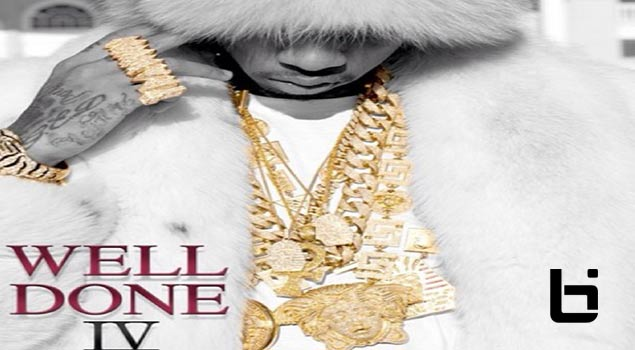 Tyga Drops New Mix tape-Well Done IV