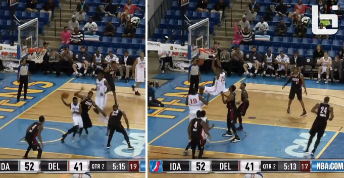 Aquille Carr scores 22 points in 19 minutes off the bench in D-League game