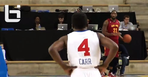 Aquille Carr plays only 8 minutes & scores 1 point after 2 straight breakout games