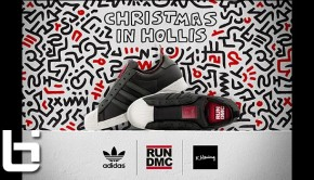 Adidas Originals Run DMC Hollis Release