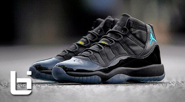 "e6f2b329d84758 Detailed Look at the Air Jordan XI ""Gamma Blue"" - Ballislife.com"