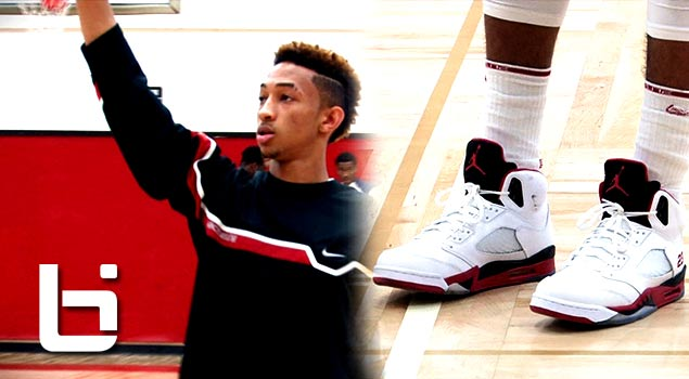 Jordan Mclaughlin Sets The IE On Fire | #1 Point Guard On West Coast!