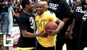 Ballislife | Floyd Mayweather Game