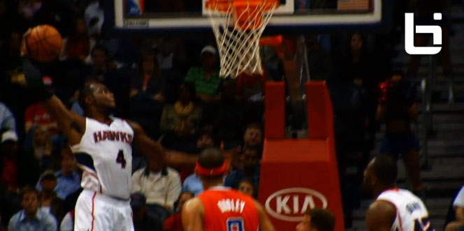 Paul Millsap 25/9/6 in win over the Clippers
