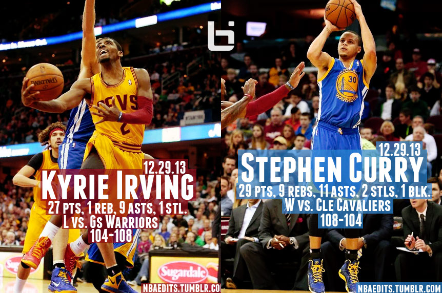 Stephen Curry Vs Kyrie Irving | myideasbedroom.com