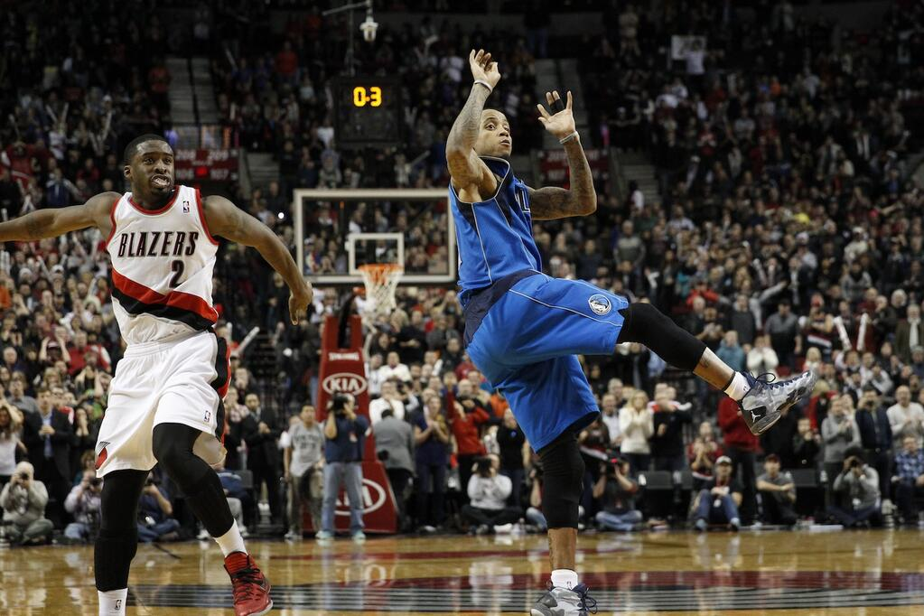 Monta Ellis hits game winner after clutch 3 by Damian Lillard