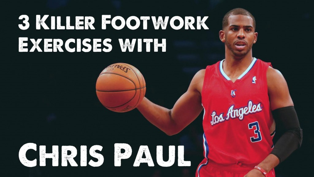 Stronger Team: 3 Killer Footwork Exercises with Chris Paul