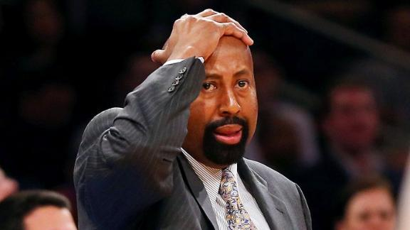 The Definitive Mike Woodson Reaction Reel (7 minutes of greatness)