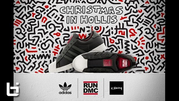"adidas Originals celebrates the 1987 ""Christmas in Hollis"" single by RUN-D.M.C. with special limited edition Superstar 80's"