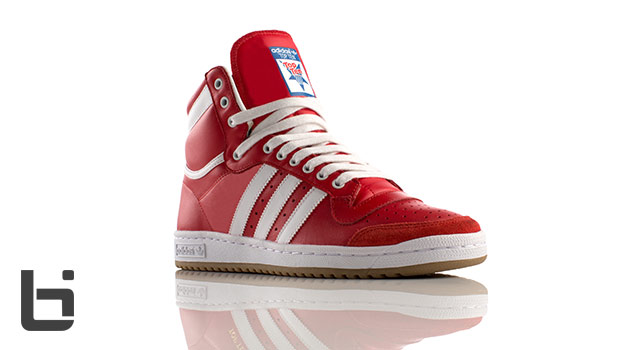 Adidas Top Ten Red ASG Edition