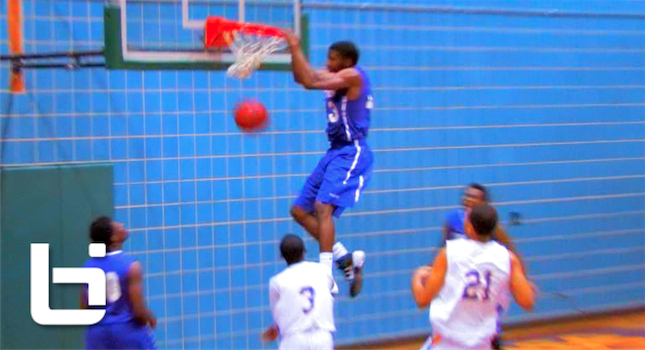 DOD: Emmanuel Porter Shows Off His Nasty 40″ Vertical
