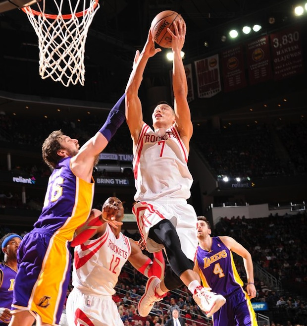 Jeremy Lin makes his Adidas debut with Crazy Light 3 sneakers ... 4b24d3dd8