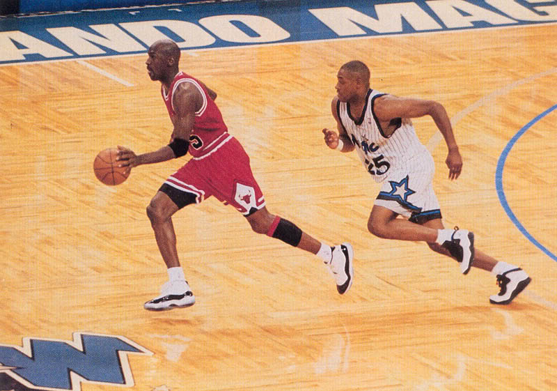 Happy Birthday to Nick Anderson aka Mr Orlando Magic