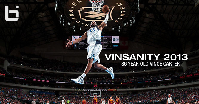 Vinsanity is still alive | My 20 year journey following Vince Carter