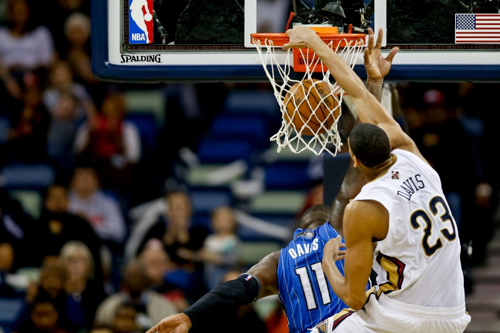 NBA: Orlando Magic at New Orleans Pelicans