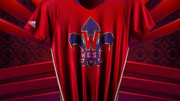 Ballislife | Adidas NBA All-star West Jerseys