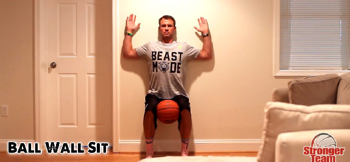 Stronger Team: At Home Workouts for Basketball