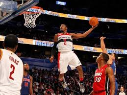 John Wall has been invited to be in the Dunk Contest (calling Kenny Dobbs)